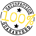 Complete Satisfaction Guaranteed