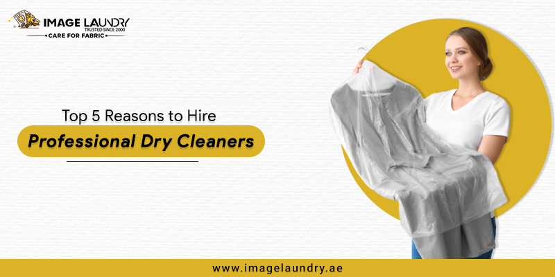 Reasons to Hire Professional Dry Cleaners